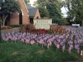 September 11 Memorial Flag Display - Hankins & Whittington Funeral Home