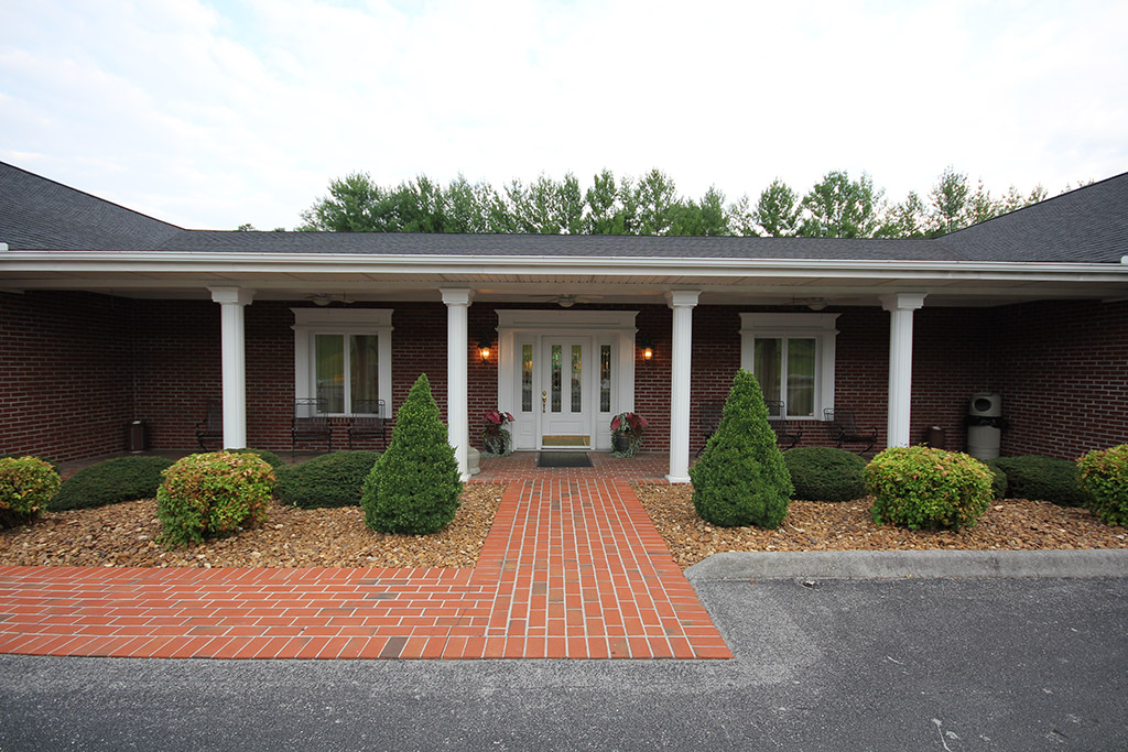 Claiborne Funeral Home New Tazewell