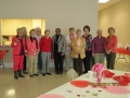 Valentine Day Luncheon Celebration with the Widows - Diuguid Funeral Service