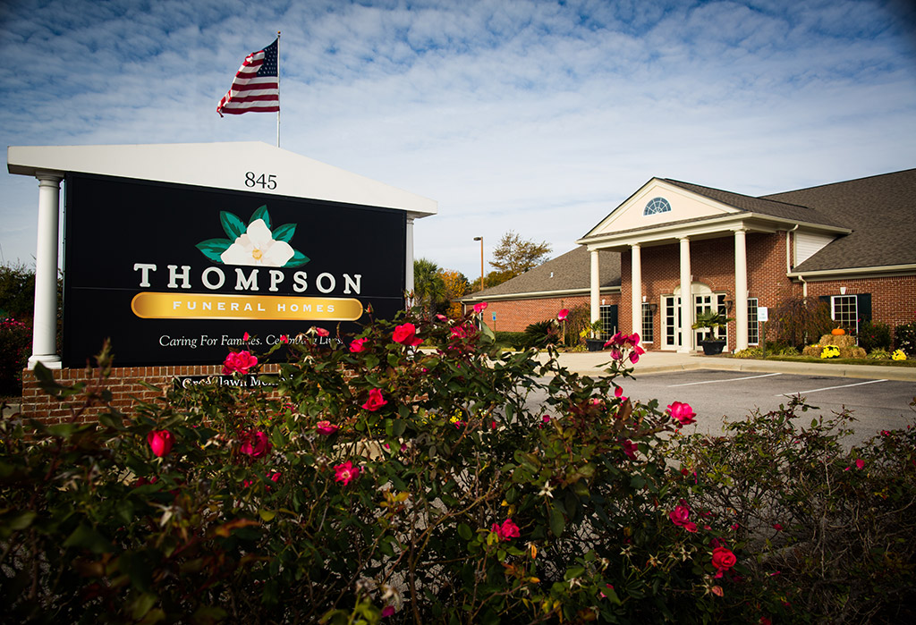 Thompson Funeral Home Columbia Sc Homelooker